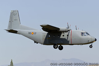 C212 EJÉRCITO DEL AIRE (T.12B-70 / 72-17)