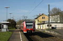 Abfahrt in Kornwestheim Pbf (fuzzfilipp) Tags: siemens db kornwestheim adtranz et426 schusterbahn