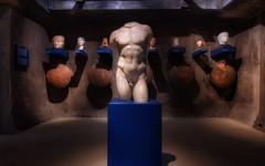 Mein 2. Akt - und alle haben zugesehen (ellen-ow) Tags: statue museum essen kunst skulptur ausstellung zechezollverein ruhrmuseum nikond5 3000v120f ellenow