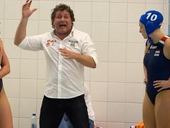 P4120550 (roel.ubels) Tags: world holland sport hungary nederland dordrecht league oranje waterpolo 2016 hongarije topsport