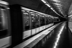 IMG_0239 (Nikan Likan) Tags: street light white black paris art field station subway photography dc gate metro sigma f18 depth | 2016 mnilmontant 1835mm hsm