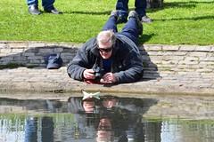 Walton Pond (ENRYCH BUCKS A local charity bringing life, leisur) Tags: sun green weather canon boat duck spring pond nikon fuji pentax sony group olympus aylesbury bucks photograghy enrych