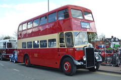 PMT L466 NEH466 (Will Swain) Tags: county uk travel england west bus english heritage buses cheshire britain south country north transport vehicles april vehicle preserved 17th 2016 pmt neh466 l466