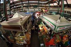 IMG_6820 (Lee Collings Photography) Tags: market leeds indoor fisheye april 8mm westyorkshire 2304 fisheyelens leedsmarket samyang leedscitycentre leedskirkgatemarket samyang8mm marketleeds 23042016