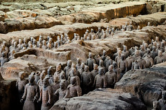 2014-12-08_Voyage Famille Chine 2041-70 (charles.enchine) Tags: xian terracota terrecuite soldats