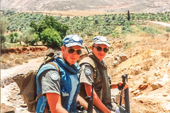 1992 UNIFIL - Patrolling the perimeter (Normann Photography) Tags: lebanon norway un unitednations service 1992 peacekeepers libanon coya norwegianarmy kompania unifil unitednationsinterimforceinlebanon unitednationsinterimforcesinlebanon fntjeneste