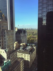 Central Park view, Manhattan (Eugene Rapp) Tags: park street new york nyc usa beautiful buildings photography photo cityscape view skyscrapers manhattan central picture iphone