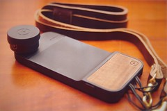 phew! the moment lens cap arrived in time! (snowdeal) Tags: camera wide iphone momentlens