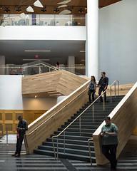 SFMOMA (sirgious) Tags: museum staircase snhetta