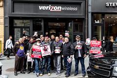 32BJ Solidarity (Alejandro Ortiz III) Tags: newyorkcity newyork alex brooklyn digital canon eos newjersey canoneos allrightsreserved lightroom rahway alexortiz 60d lightroom3 shbnggrth alejandroortiziii copyright2016 copyright2016alejandroortiziii