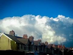 Evening's Cloud