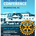 """Joint 7710/7730 District Conference in Wilmington April 29 - May 1, 2016.More information: <a href=""""http://northraleighrotary.org/2016-district-conference"""" rel=""""nofollow"""">northraleighrotary.org/2016-district-conference</a>"""