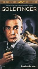 posterjamesbondVHS03GOLDFINGER (ESP1138) Tags: james bond 007 vhs poster box goldfinger sean connery