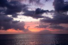 astonishing colours (felipeepu) Tags: blue sunset red sea meer colours seychelles