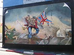 Stefan Solleder: Unfinished Artefacts: The Case of Northern Irish Murals (continentcontinent.cc) Tags: murals eddie stdte ironmaiden waterside uda nordirland londonderryderry vni1si vni2aus visualni bondsplace