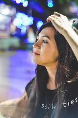 Jussara (Tody Macedo) Tags: natal olhar mulher noite praa luzes mo