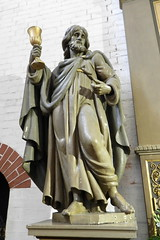 Esculturas Catedral Luterana Santa Maria o de la Cpula Riga Letonia 03 (Rafael Gomez - http://micamara.es) Tags: santa de la o maria dom esculturas catedral riga doms luterana zu cpula letonia rgas