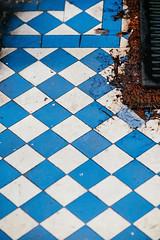 P-00385-No-021_rt (Steve Lippitt) Tags: blue building london architecture tile design architecturaldetail unitedkingdom shapes structures architectural diamond tiles concept conceptual tiling darkblue lightblue deepblue concepts edifice edifices ceramictile buildingmaterials frontage ceramictiles lozenge dominantcolor dominantcolour buildingmaterial constructionmaterial shopfrontage geo:country=unitedkingdom geo:city=london exif:make=fujifilm camera:make=fujifilm geostate exif:aperture=40 exif:isospeed=250 camera:model=xt1 exif:model=xt1 exif:focallength=1192mm exif:lens=xf50140mmf28rlmoiswr geo:lat=51523918186453 geo:lon=014109141622 geo:location=warrenstreetfitzrovianw1