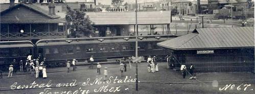 Estaciones Torreón, ca1910.