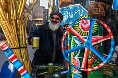 From Peshawar with Love (Awais Yaqub) Tags: pakistan portrait man smile beard peshawar hospitality khyber sugarcanejuice pakthrunkhwa