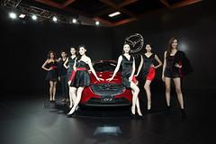 Mazda Showgirl_33 (Taiwan's Riccardo) Tags: color digital ed nikon df zoom taiwan showgirl if nikkor dslr mazda asph afs  2015 2485mm nikonlens swm taipeiautoshow h3545g 2016