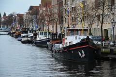 Tugs (Michiel2005) Tags: haven holland netherlands boot boat leiden ship harbour nederland tugboat tug sleepboot schip schlepper oudesingel sleper sleepboothaven