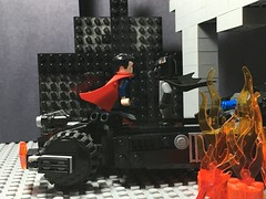 Tell Me.... (johnfigs97) Tags: dawn justice lego superman batman of