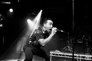 May 9, 2015 // Hoobastank at Nottingham Rock City // Shots by Carl Battams