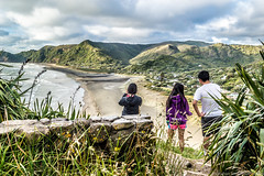 just stand and enjoy the view (samir rafsan) Tags: travel sea newzealand mountain tree beach nature beautiful landscape nikon image auckland nz lightroom astounding d3200