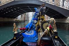 Venice Carnival - Gondola  (Explored)