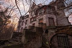 Chateau Rozé (UrbexGround) Tags: urban castle lost decay forgotten chateau exploration urbex