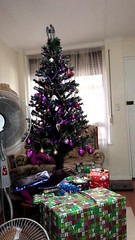 Chrissy Tree with Pressies