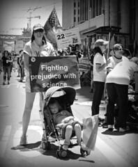 Who's winning (goofcitygoof) Tags: babies strollers sfpride2014