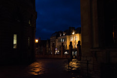 Oxford at night (Iustin Ouatu) Tags: street uk england streets architecture night nikon university artistic streetphotography fave explore architect oxford nikkor discover nikond3200 d3200 architecturephotography streetraw nikontop discoveron