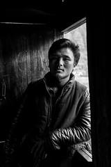 India_North_East_103 (Georg Dombrowski) Tags: life portrait blackandwhite bw india man mann schwarzweiss northeast indien swsw streetphotograhy arunachalpradesh northeastindia sangtivalley