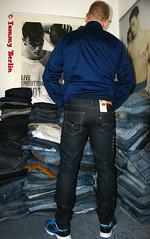 self2950 (Tommy Berlin) Tags: men ass butt jeans ars levis 508