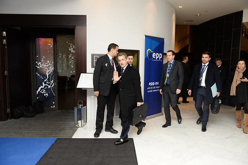 EPP Summit, Brussels, February 2016
