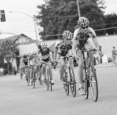 The Victory (Muss0) Tags: california blackandwhite bw woman sports monochrome bike bicycle race canon cycling blackwhite aluminum air ace performance bicicleta felt health carbon fiber ultegra watsonville dura active specialized sadle shimano duraace canondale campagnolo sram derailleur musso painistemporary 5d2 5dmk2 glorylastsforever