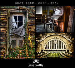 Weathered Worn Real by Jim Crotty (jimcrotty.com) Tags: light stilllife beauty real photography character retro worn weathered aged jimcrotty ohiophotographer