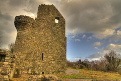 Tully Castle, County Fermanagh (jon lees - moving) Tags: castle monument ruins state northernireland care niea fortified countyfermanagh tullycastle