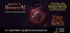 RaH-11-Mesa-redonda-Star-Wars (Sociedad Tolkien Espaola (STE)) Tags: podcast tolkien regresoahobbiton