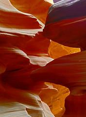 Lower Antelope Canyon, AZ (christinathomas@att.net) Tags: arizona nature clouds landscape sandstone colorful driving desert cloudy grandcanyon stormy lakepowell slotcanyon navajotribalpark pageaz thecorkscrew lowerantelopecanyon pageazusa