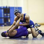 BHS Wrestling vs RVHS 1/27/16