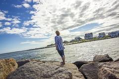 June 29th, 2015 (amyjutras) Tags: ocean woman selfportrait beach self fineart twentyeight waterscape