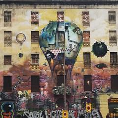 #bcn #barcelona #ciudadcondal #catalonia #catalunya #descobreixcatalunya #building #streetphotography #streetart #edificio #architecturephotography (Goncalo Castelao) Tags: barcelona street espaa streetart art tourism church buildings square spain espanha graphic monumento surrealism modernism tags catalonia spanish squareformat gaudi graffitti catalunya dali turismo modernismo arquitecture lark iberia paints viajar gon espaol dalimuseum spaniards iberian catalunha streetgraffiti tagart ciudadcondal countryspain streetdrawings paintspray streettags streetgraphic streetspray visitspain spainisdiferent taggingart artisticstreet iphoneography instagramapp uploaded:by=instagram taggingstreet foursquare:venue=4adcda5af964a520404421e3 visitfigueres visitespaa disfrutabarcelona goncastelao bcnbuildings modernismbuildings streetartistic streetpaintspray streetcreation streetstagging