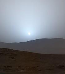 Sol 956 - Sunset