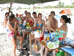 Ferragosto all'isola di sant'Andrea (tullio dainese) Tags: people person persona outdoor persone allaperto