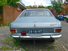 28-18-HT OPEL B-Kadett LS Super 1969 (ClassicsOnTheStreet) Tags: classic 1969 car amsterdam 60s gm super vehicle oldtimer streetphoto spotted 1960s veteran coupe ls streetview opel straatbeeld strassenszene noord kadett 2015 onk amsterdamnoord kadettb klassieker gespot straatfoto carspot bkadett cwodlp hortensiastraat 2818ht sandertoonen classicsonthestreet