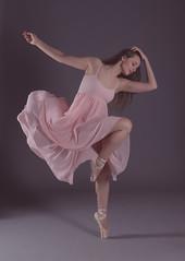 Ayla Rose (ToriAndrewsPhotography) Tags: pink ballet rose loft photography focus soft andrews dress tori meet ayla floaty