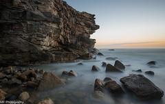 Before the sun (Mick Fletoridis) Tags: longexposure seascape sunrise rocks sydney australia cliffs canonlens leefilters sonyimages sonya7s